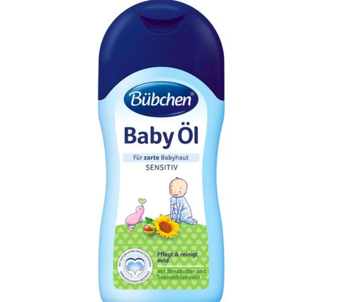 Bübchen Bebek Temizlik ve Bakım Yağı