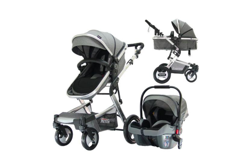 Yoyko Elegance Travel Sistem Bebek Arabası