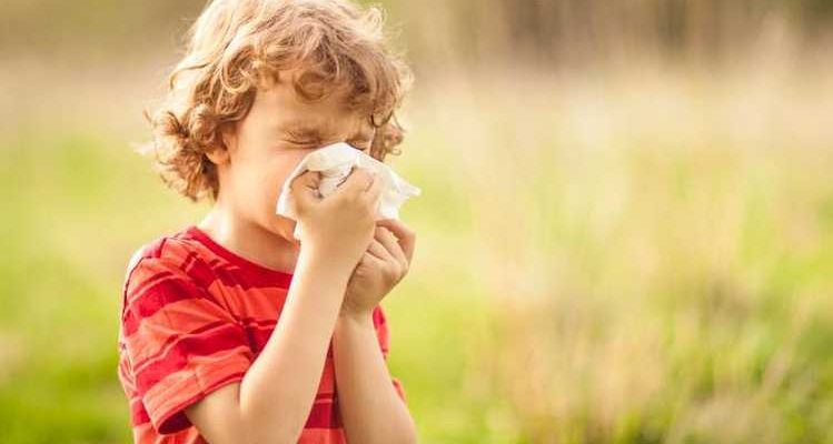 Çocuklarda Alerji Belirtileri, Nedenleri ve Tedavisi