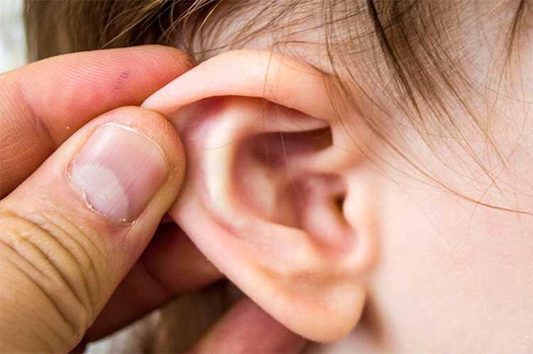 Çocuklarda Orta Kulak İltihabı Belirtileri ve Tedavisi