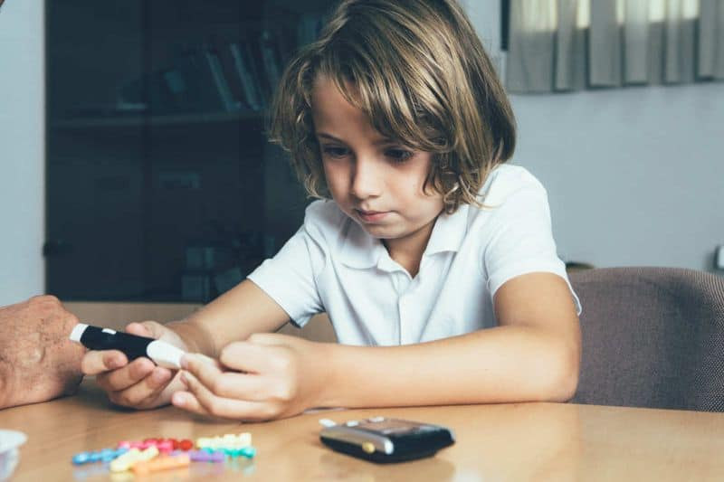 çocuklarda diyabet belirtileri tedavisi nedenleri