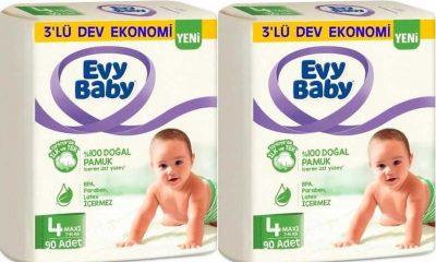 Evy Baby Bez Yorum Şikayet